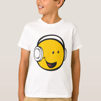 ヘッドホーンEmoji Tシャツ