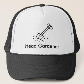 ヘッド庭師の帽子 キャップ