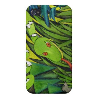 ヘビおよびラットiPhone4の例 iPhone 4/4S Case