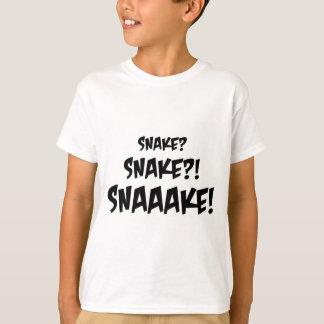 ヘビか。 Tシャツ