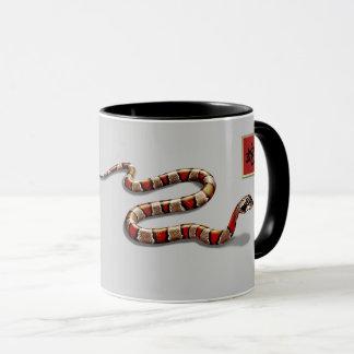 ヘビのギフトのマグの中国のな年 マグカップ