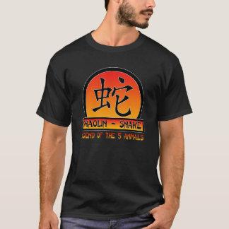 ヘビのスタイル Tシャツ