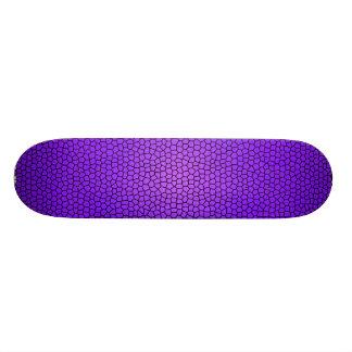 ヘビのプリントのデザインのスケート板 スケートボード