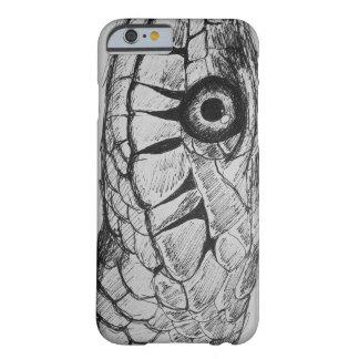 ヘビのヘッドiPhone6ケース Barely There iPhone 6 ケース