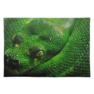 ヘビの国 ランチョンマット