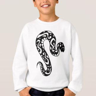 ヘビの監視 スウェットシャツ