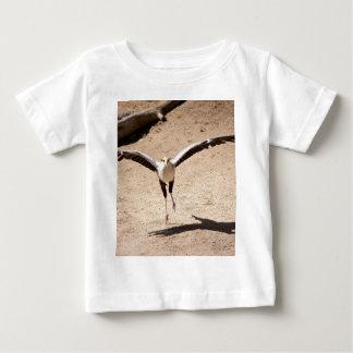 ヘビクイワシ ベビーTシャツ