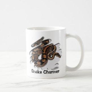 ヘビ使い コーヒーマグカップ