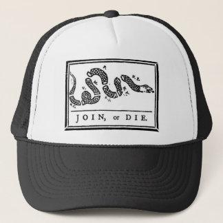 ヘビ結合しますか、または死んで下さい キャップ