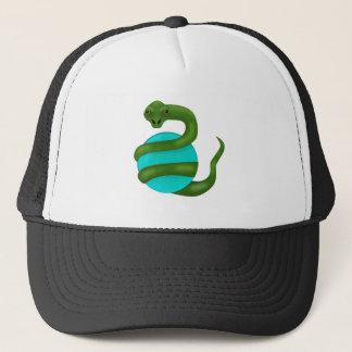 ヘビ キャップ