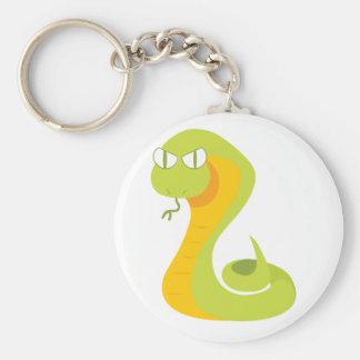 ヘビ キーホルダー