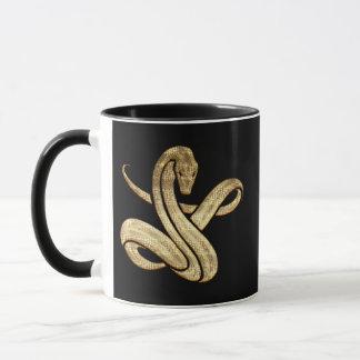 ヘビ マグカップ