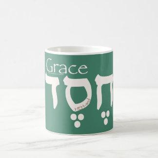 ヘブライの優美 コーヒーマグカップ