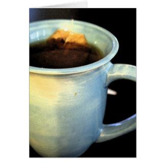ヘブライ13:5の茶カード カード