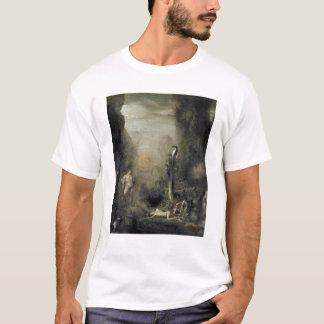 ヘラクレスおよびLernaeanのヒュドラ Tシャツ