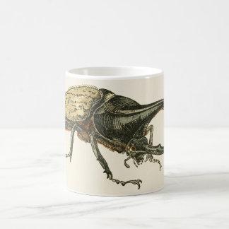 ヘラクレスのカブトムシ コーヒーマグカップ