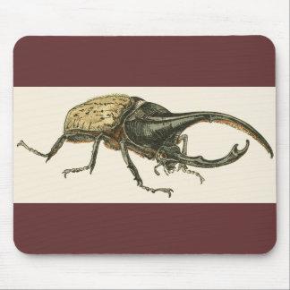 ヘラクレスのカブトムシ マウスパッド