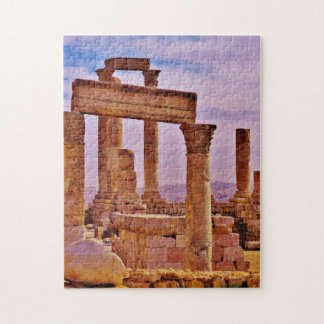 ヘラクレスの寺院 ジグソーパズル