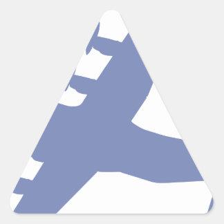 ヘラクレスC-130 三角形シール