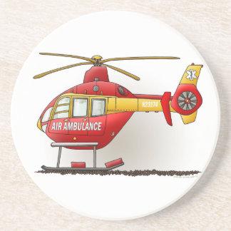 ヘリコプターの救急車の傷病者輸送機のコースター コースター