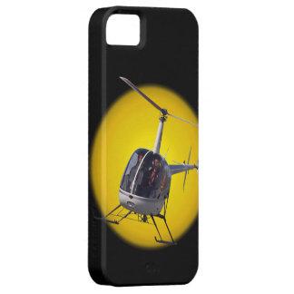 ヘリコプターのiPhone 5つの場合の涼しいチョッパーのパイロットの例 iPhone 5 カバー