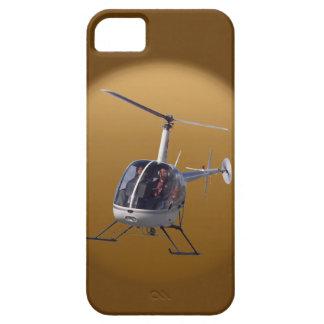 ヘリコプターのiPhone 5つの場合の涼しいチョッパーのパイロットの例 iPhone 5 Case