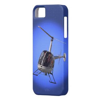 ヘリコプターのiPhone 5つの場合の涼しいチョッパーのパイロットの例 iPhone 5 Cover
