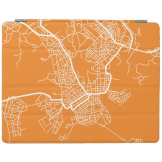 ヘルシンキのtablettisuoja |通り地図 iPadスマートカバー