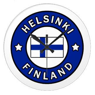 ヘルシンキフィンランド ラージ壁時計