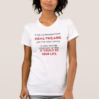 ヘルスケアおよびRerform Tシャツ