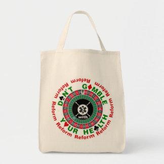 ヘルスケアの改良の食料雑貨のトート トートバッグ