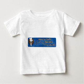 ヘルスケアの改良は今-乳児をティーにのせます ベビーTシャツ