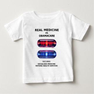 ヘルスケアの配分 ベビーTシャツ