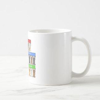 ヘルニアの外科迅速な回復 コーヒーマグカップ