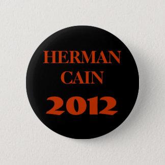 ヘルマンカイン2012年 5.7CM 丸型バッジ