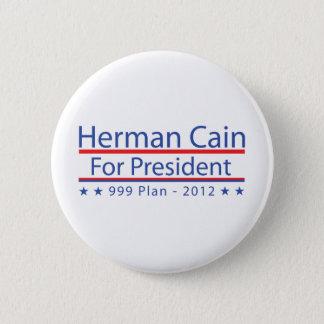 ヘルマンカイン999の計画 5.7CM 丸型バッジ