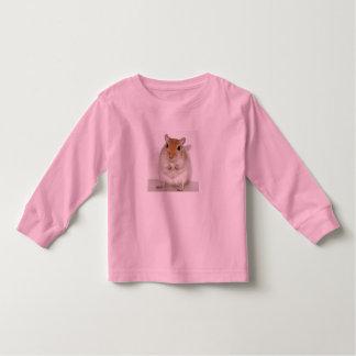 ヘルマンスナネズミの子供のワイシャツ トドラーTシャツ
