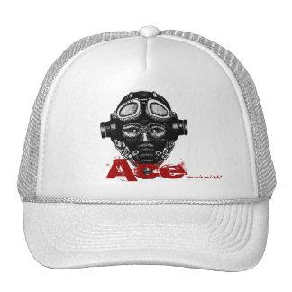 ヘルメットのカッコいいのグラフィックアートの帽子のデザインの試験エース トラッカーキャップ