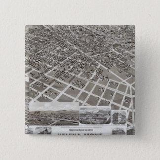 ヘレナ、Mont 5.1cm 正方形バッジ