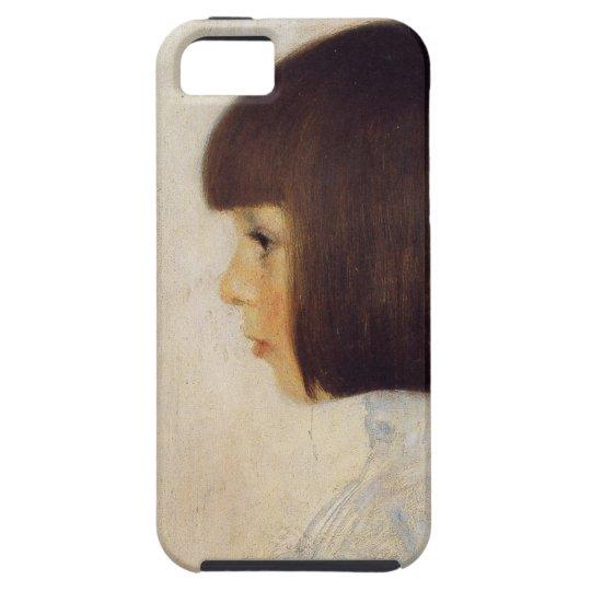 ヘレネ・クリムトの肖像 iPhone SE/5/5s ケース