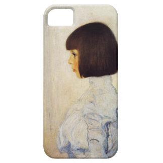 ヘレンのクリムトのiPhoneの場合のグスタフのクリムトのポートレート iPhone SE/5/5s ケース