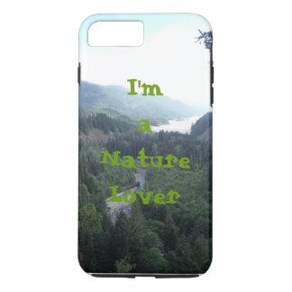 ヘレンの私は自然恋人の電話箱です iPhone 8 PLUS/7 PLUSケース