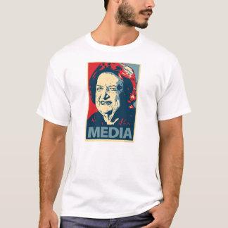 ヘレントマス-媒体: OHPのTシャツ Tシャツ