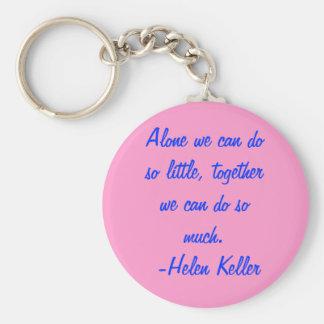 ヘレン・ケラーのkeychain キーホルダー