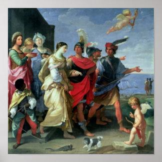 ヘレン、c.1626-31の外転 ポスター