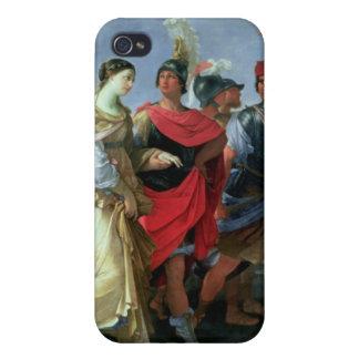 ヘレン、c.1626-31の外転 iPhone 4/4Sケース