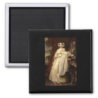 ヘレンMecklembourg Strelitz公爵夫人 マグネット
