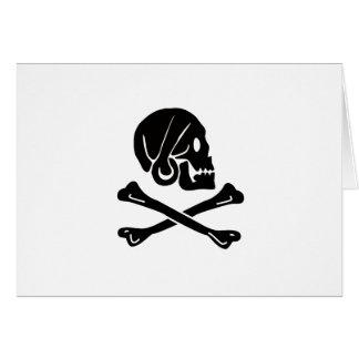 ヘンリーあらゆる海賊旗 カード
