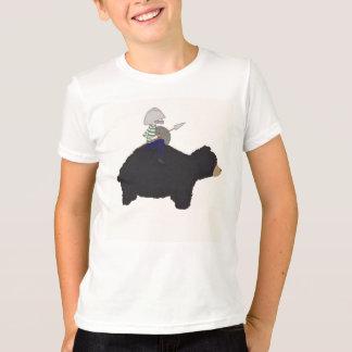 ヘンリーおよびHermioneはAdventerousです Tシャツ