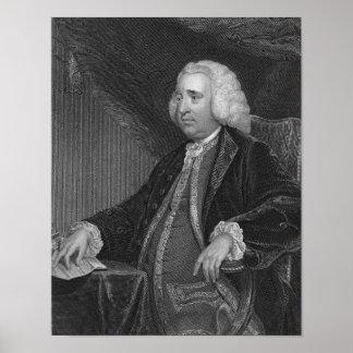 ヘンリーのキツネ、オランダ第1男爵 ポスター
